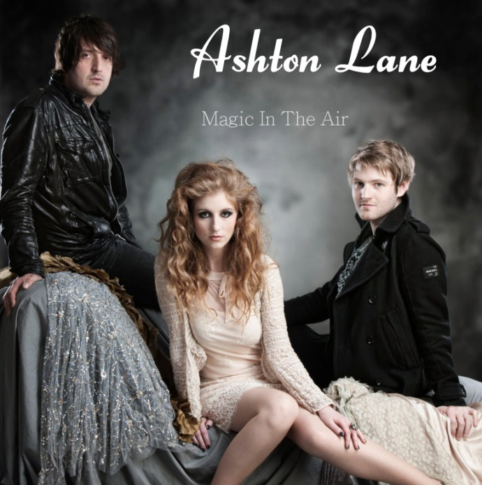 Ashton Lane - Magic in the Air  album