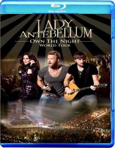 Lady Antebellum - Own The Night World Tour Blu-ray