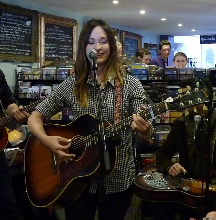 Kacey Musgraves at Slipped Discs' Brown Sugar, Billericay – April 20th 2013