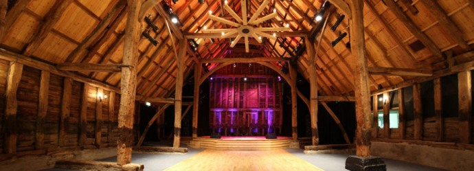 The High Barn, Great Bardfield, Essex. Photo Credit: The High Barn