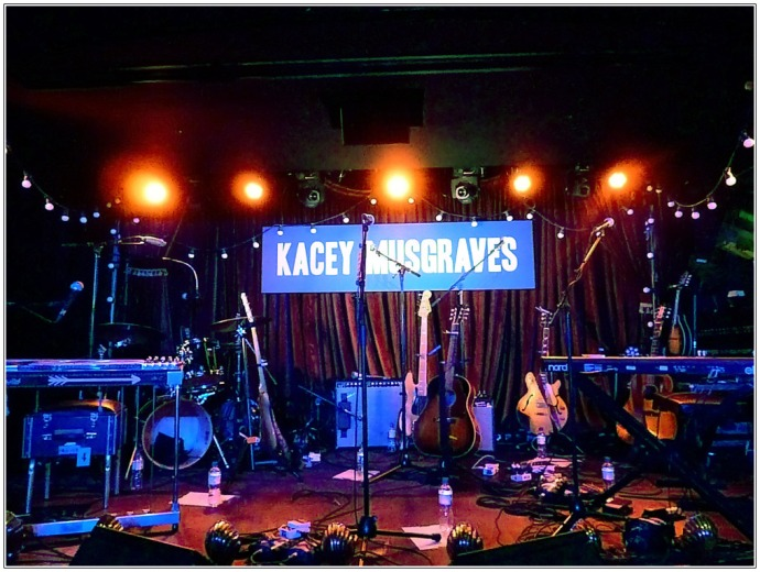 Kacey Musgraves Secret Gig in London, August 13th 2013