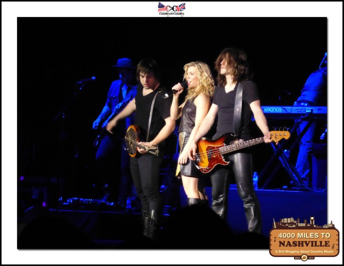 The Band Perry Putting on a Big Show