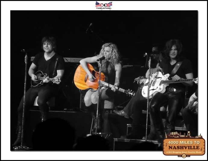 The Band Perry Slow the Tempo Down on the Sunday Night at Country 2 Country 2014