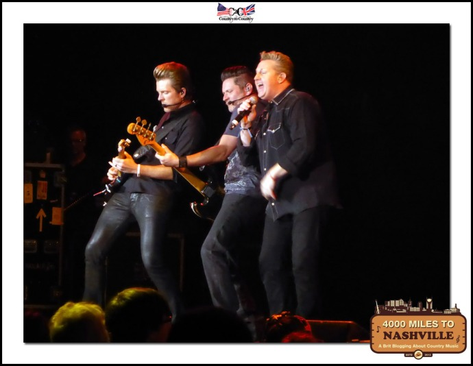 #Rascal Flatts Doing Their Thing on Sunday Night of Country 2 Country 2014