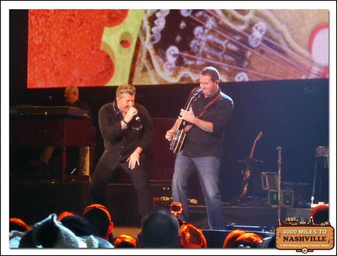 Rascal Flatts at Country 2 Country 2014