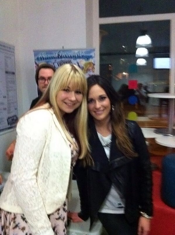 Vickye with Kacey Musgraves