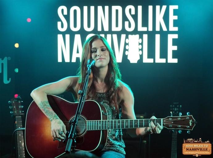 Sounds Like Nashville Showcase Featuring Cassadee Pope