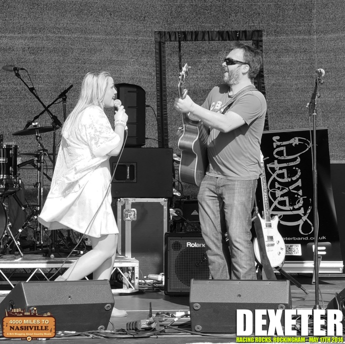 Dexeter at Racing Rocks, Rockingham - 17th May 2014