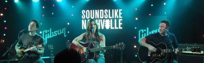 Review: Sounds Like Nashville Showcase Featuring The Shires & Cassadee Pope
