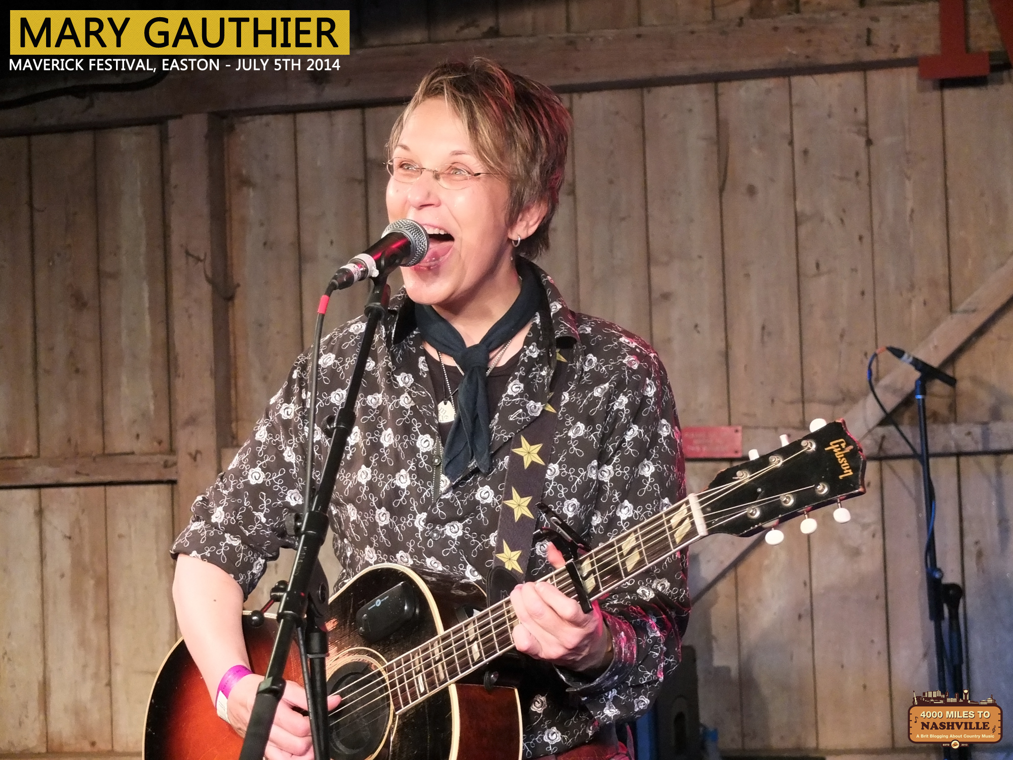 Reviewing Maverick Festival 2014: Larkin Poe, Mary Gauthier, Holly Williams And More