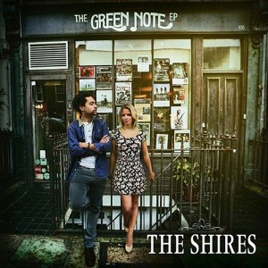 The Shires - The Green Note EP